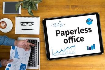 紙文書の電子化保管は何が良いのか?具体的なメリットとデメリット
