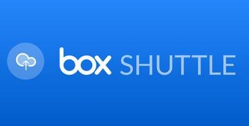 Box Shuttle:市場で最も低価格なフルサービスのコンテンツ移行プログラム