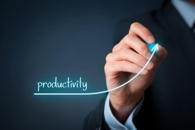 生産性向上とは?その意味と業務効率化との違いも解説