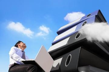 企業のファイル保管はクラウドの時代!ファイルサーバーに対するメリットとは?
