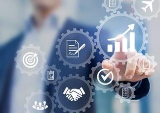 業務プロセスと連携し生産性向上、コラボレーションを加速
