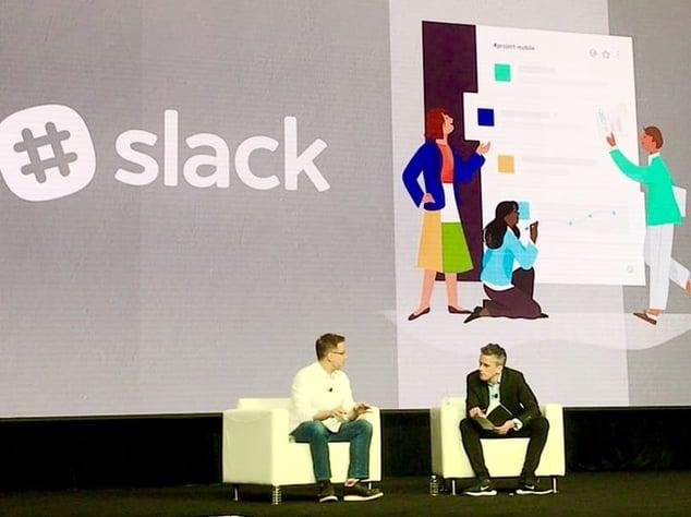Slack CEO × アーロン・レヴィ。ますます加速するデジタル化への対応策とは?