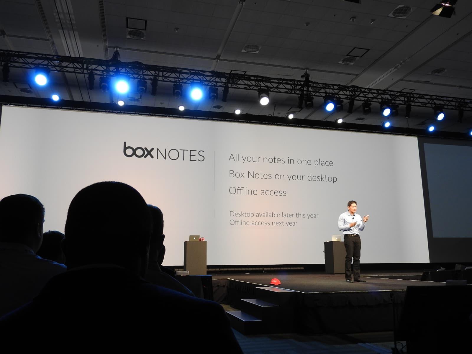 新しい【Box Notes】による次世代のコラボレーション