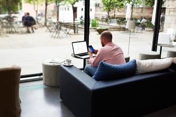 競争力に差がつく企業のモバイル活用とは