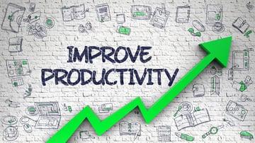 生産性を向上させるためには何から始めて何をすれば良いのか?