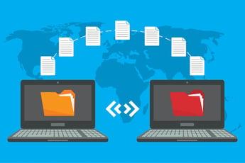 企業がファイル転送サービスを使うべきでない3つの理由