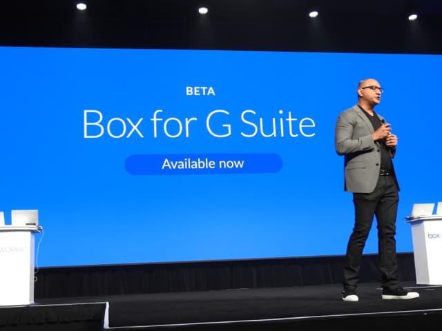 【Box for G Suite】パブリックベータをリリース