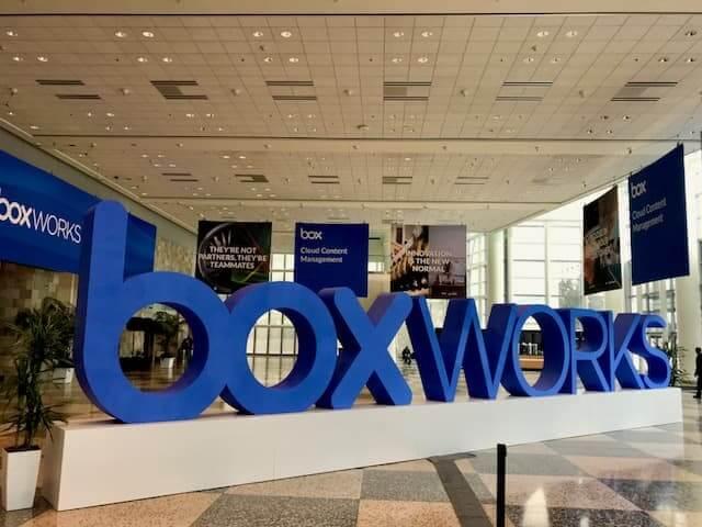 いざ、BoxWorks会場のMoscone へ!!!