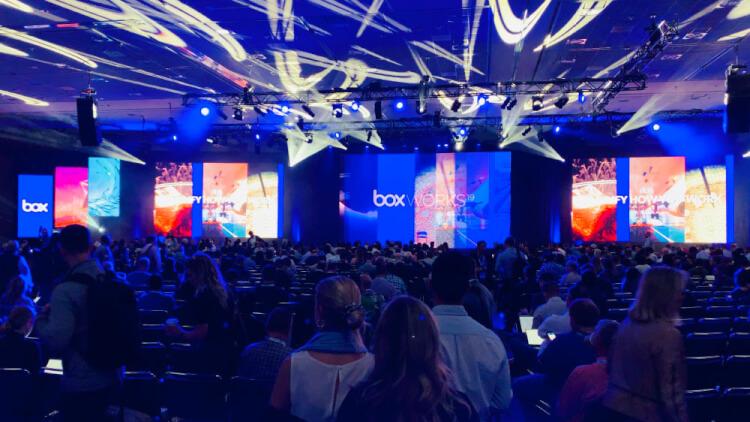 SIMPLIFY HOW YOU WORKユーザー企業が語るBoxの利用と成果〜BoxWorks 2019現地レポート Day2(前編) 01