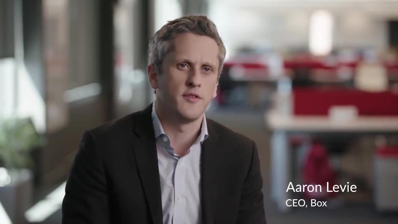 Box [動画]:アーロン・レヴィが語るクラウド・コンテンツ・マネジメントの真髄