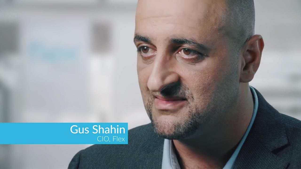 Flex[動画]:世界の物流管理サービスの革新をBox活用で実現