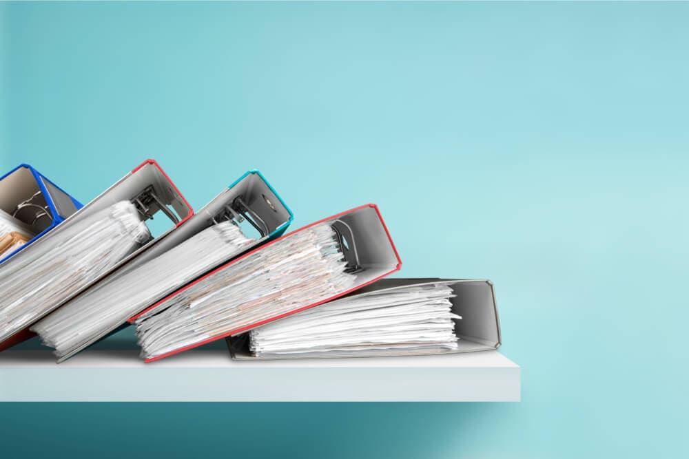 最適な文書管理を実現するための文書の分類方法とは