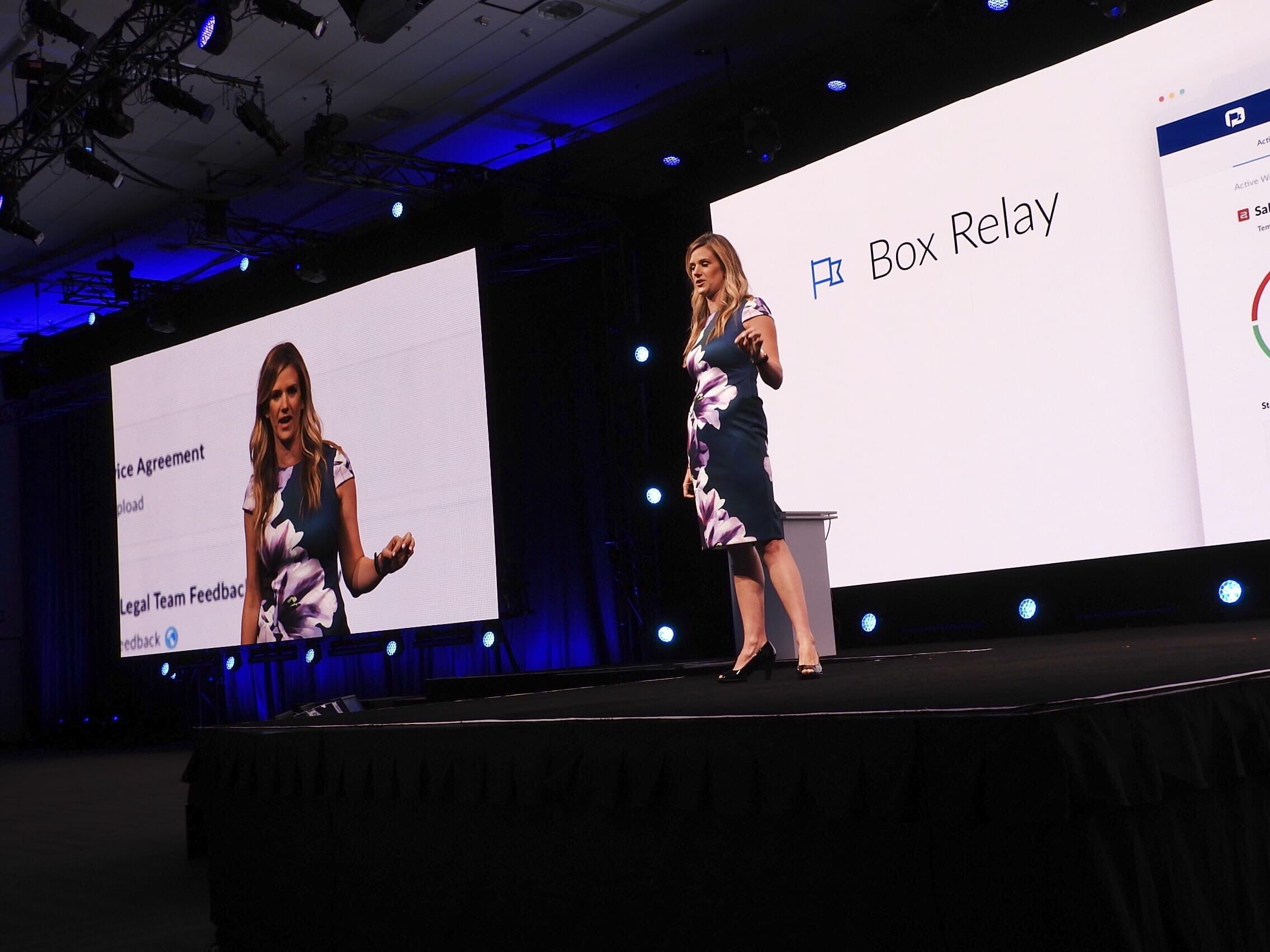 レビュー・承認をさらに効率化!【Box Relay】の「ワークフロー」