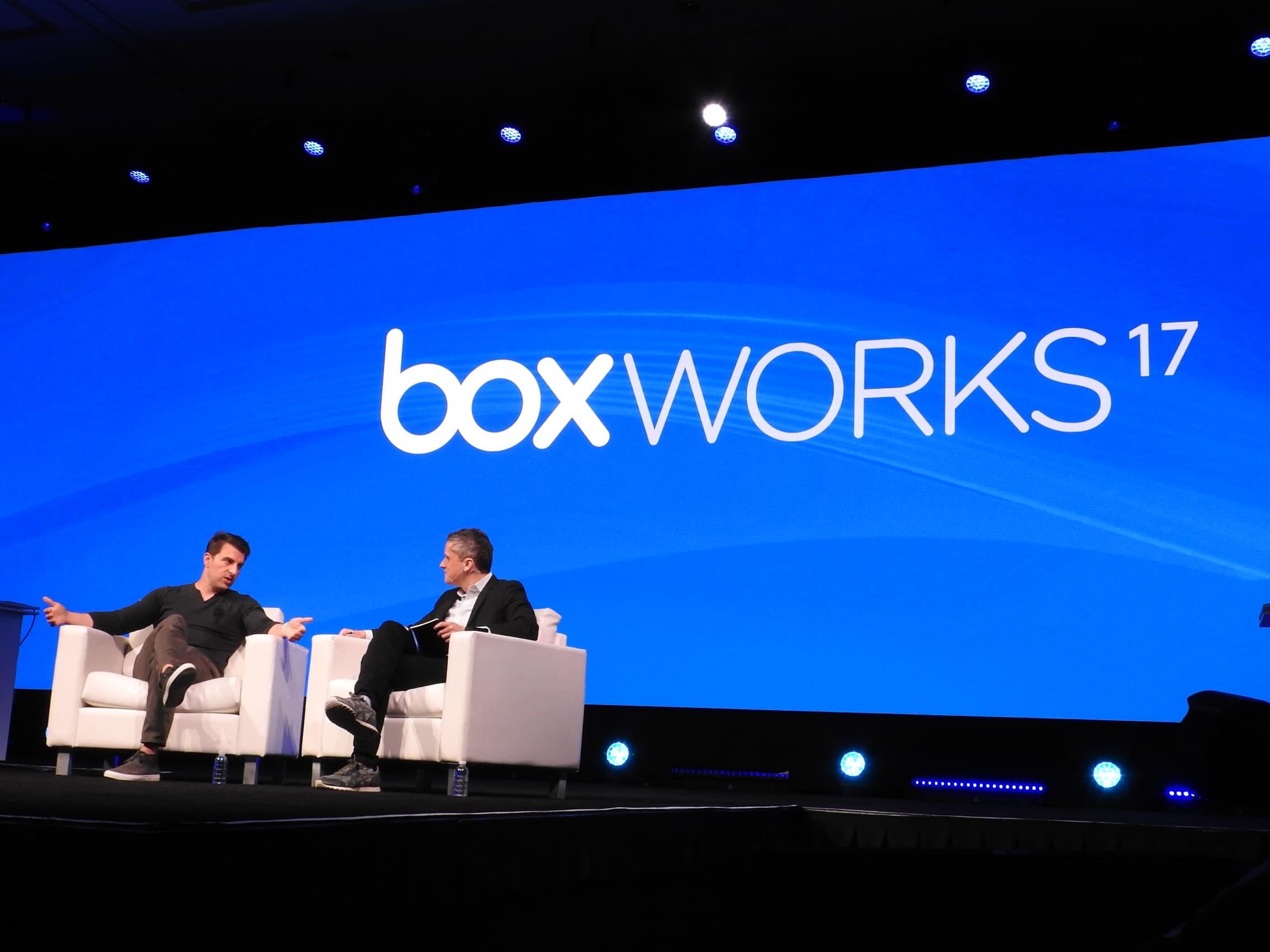 Boxの進化支えるビジネスパートナー