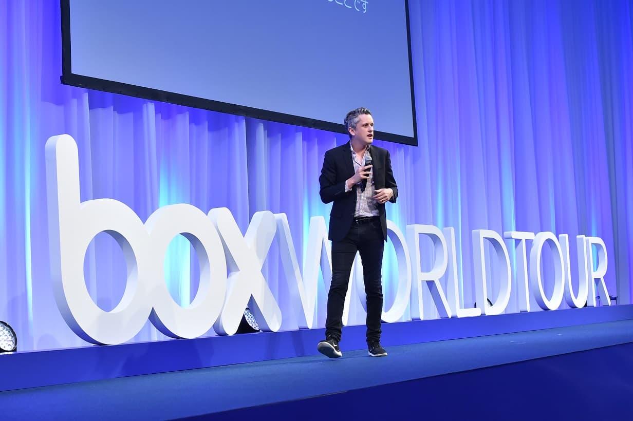 アーロン・レヴィ登場!「全ての企業はデジタル化の波から逃れられない」