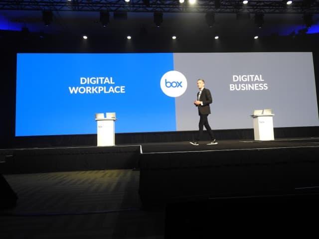 デジタル時代の未来、これがBoxの答えだ!