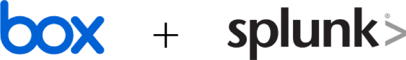 Box Japan、Box Shieldで検知された情報漏洩の脅威をSplunkで可視化するアドオン機能「Box Shield Add-on for Splunk」を提供